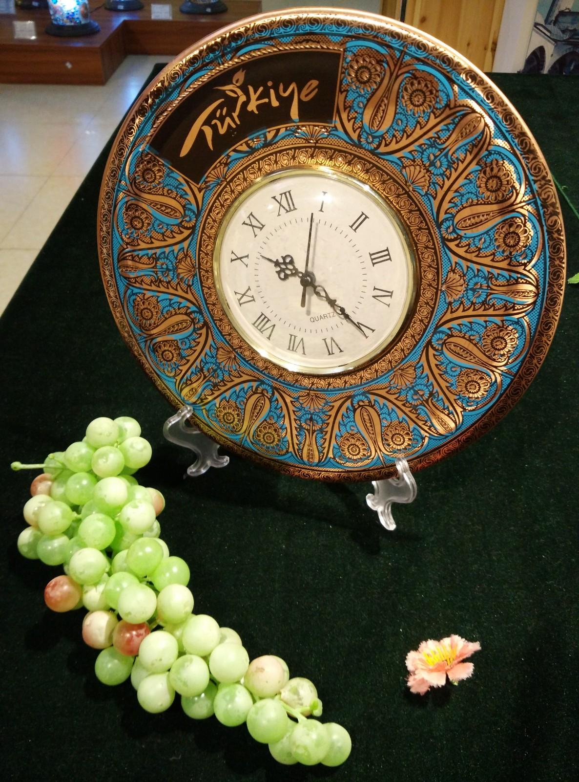土耳其钟表图片二