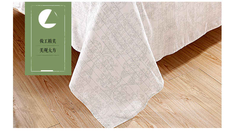 庐山恋竹纤维四件套床上用品秋冬图片十一