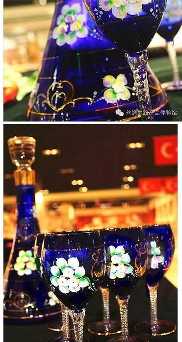 【土耳其】琉璃红酒六杯套组03图片六