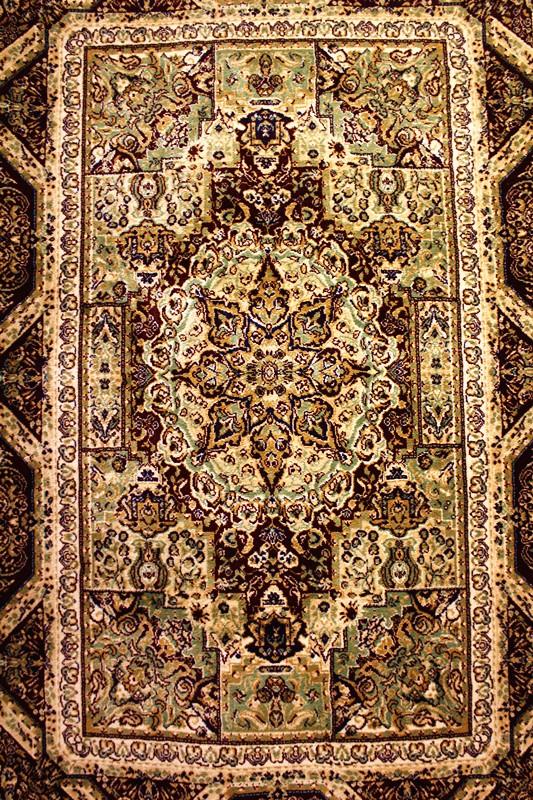 【土耳其】地毯 棉质图片一