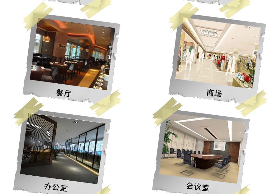 热批餐厅酒店等商务中央空调系列 安装运送专业服务图片七