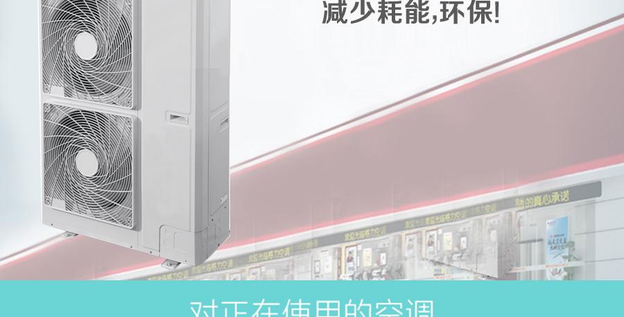 专业供应工厂商业一体化中央空调系列图片二