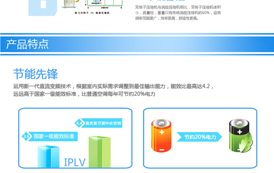 厂家直销   低价热批家用一拖多中央空调系列图片十一