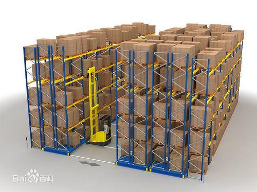 西安沃能货架制造有限公司