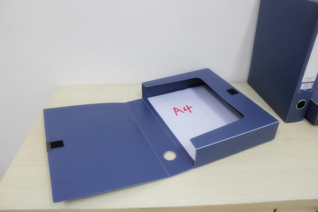 BM-加厚塑料档案盒图片二