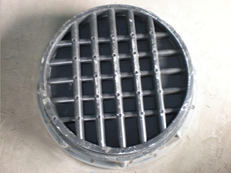 树脂复合井盖市政井盖雨水井盖可过车图片三