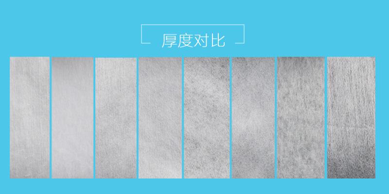 【团购】65g全涤亲水无纺布图片五