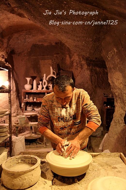 土耳其精品陶艺工艺品 家装摆件图片五