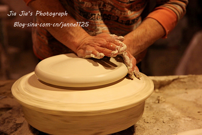 土耳其精品陶艺工艺品 家装摆件图片六