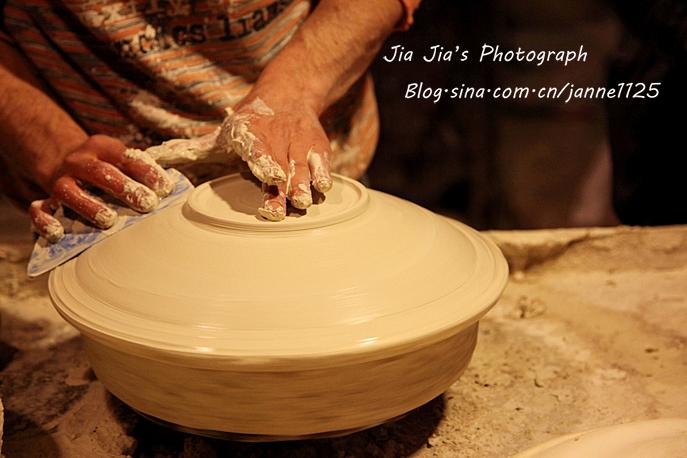 土耳其精品陶艺工艺品 家装摆件图片七