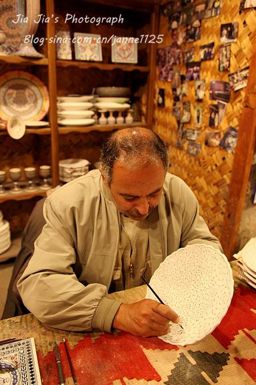 土耳其精品陶艺工艺品 家装摆件图片十二