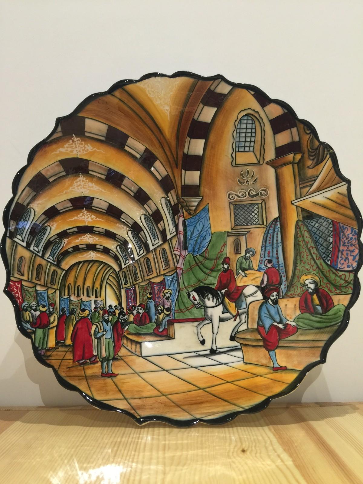 土耳其精品陶艺工艺品 家装摆件图片二