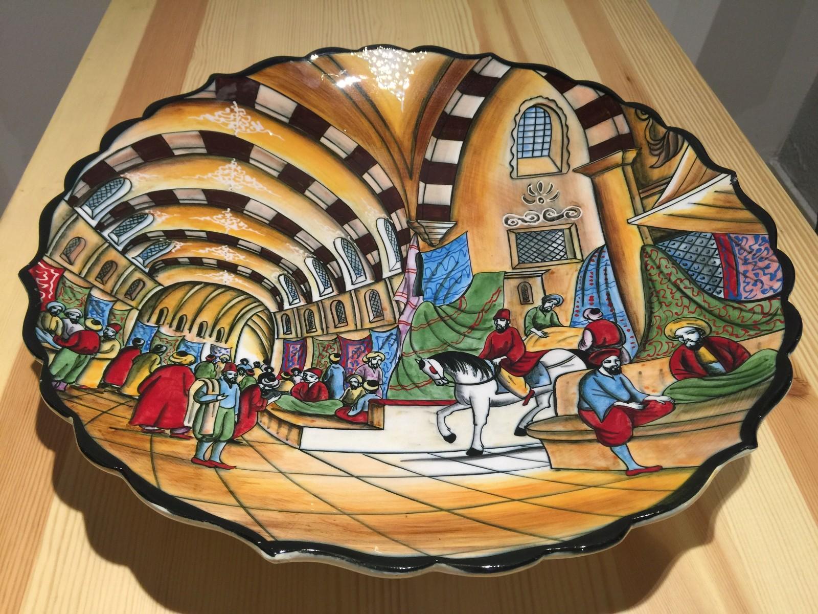 土耳其精品陶艺工艺品 家装摆件图片一