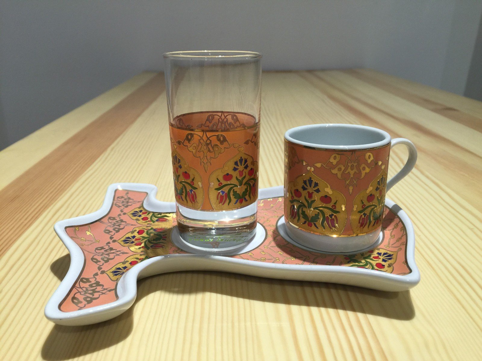 土耳其精品陶艺工艺品 家装摆件 咖啡杯图片六