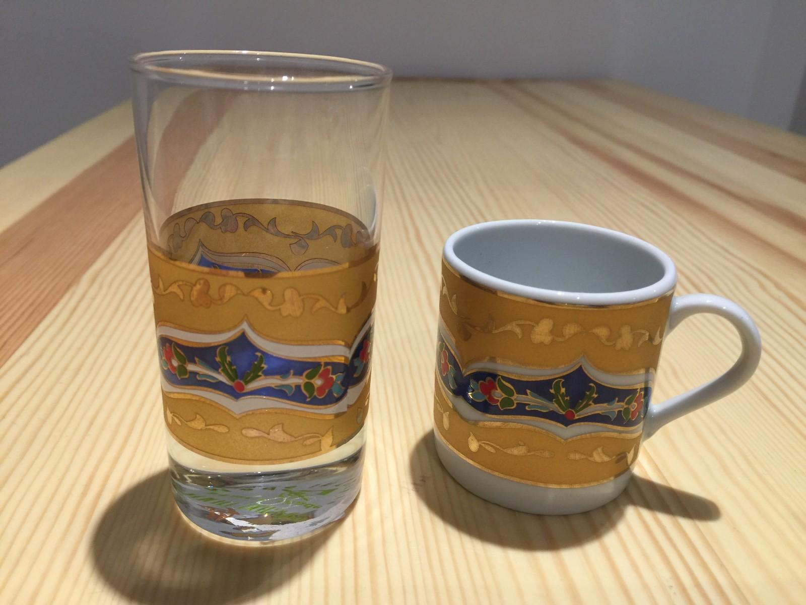 土耳其精品陶艺工艺品 家装摆件 咖啡杯图片五