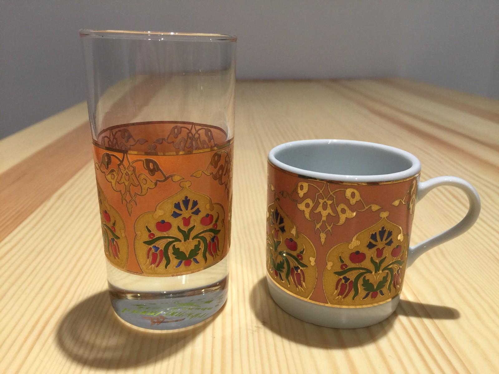 土耳其精品陶艺工艺品 家装摆件 咖啡杯图片十