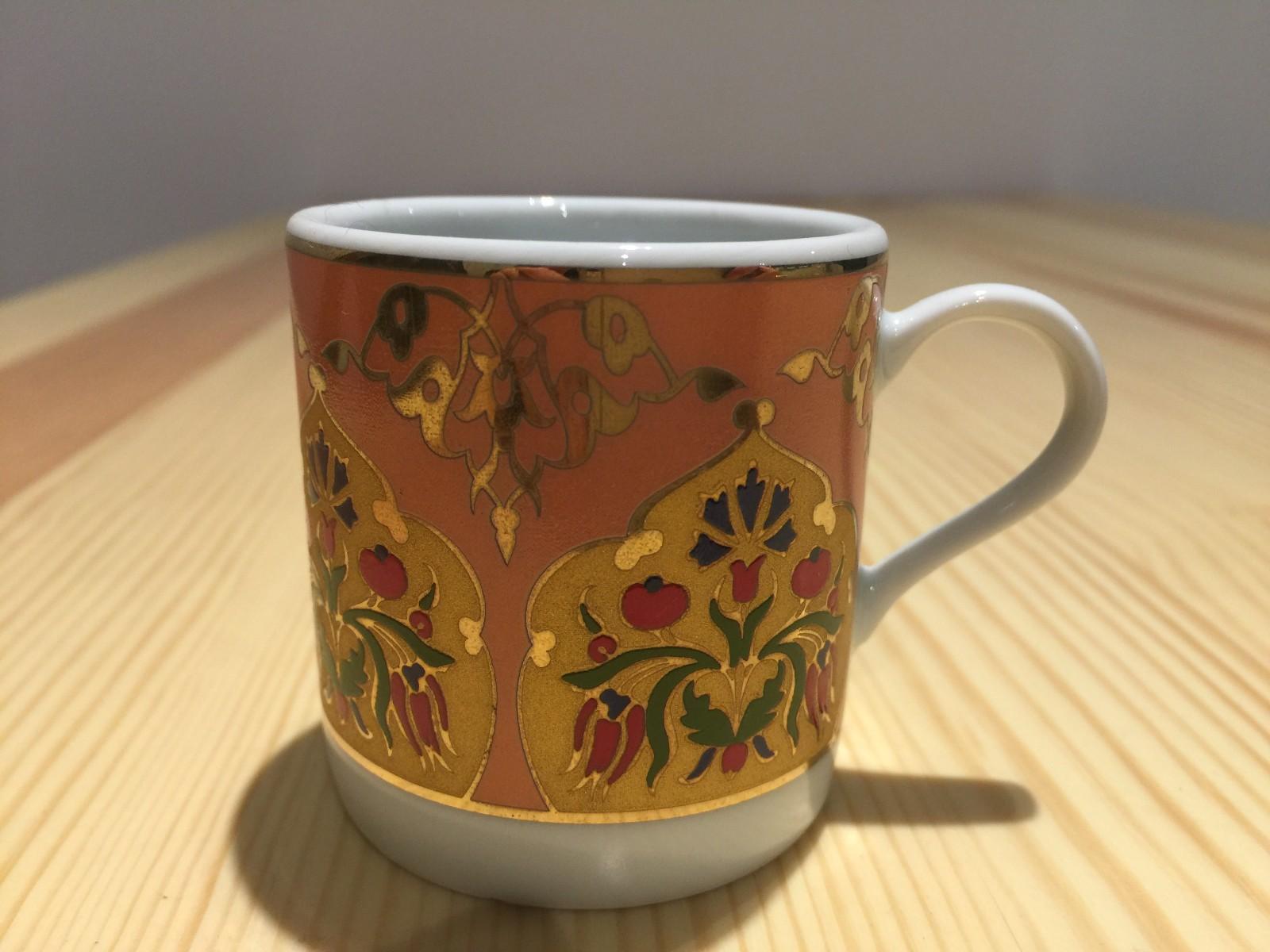 土耳其精品陶艺工艺品 家装摆件 咖啡杯图片九