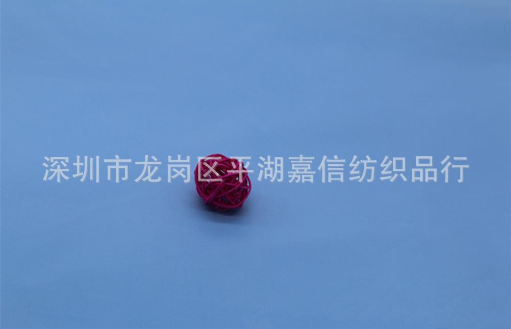 210D加密牛津布 箱包手袋里布 染色PU现货供应图片五