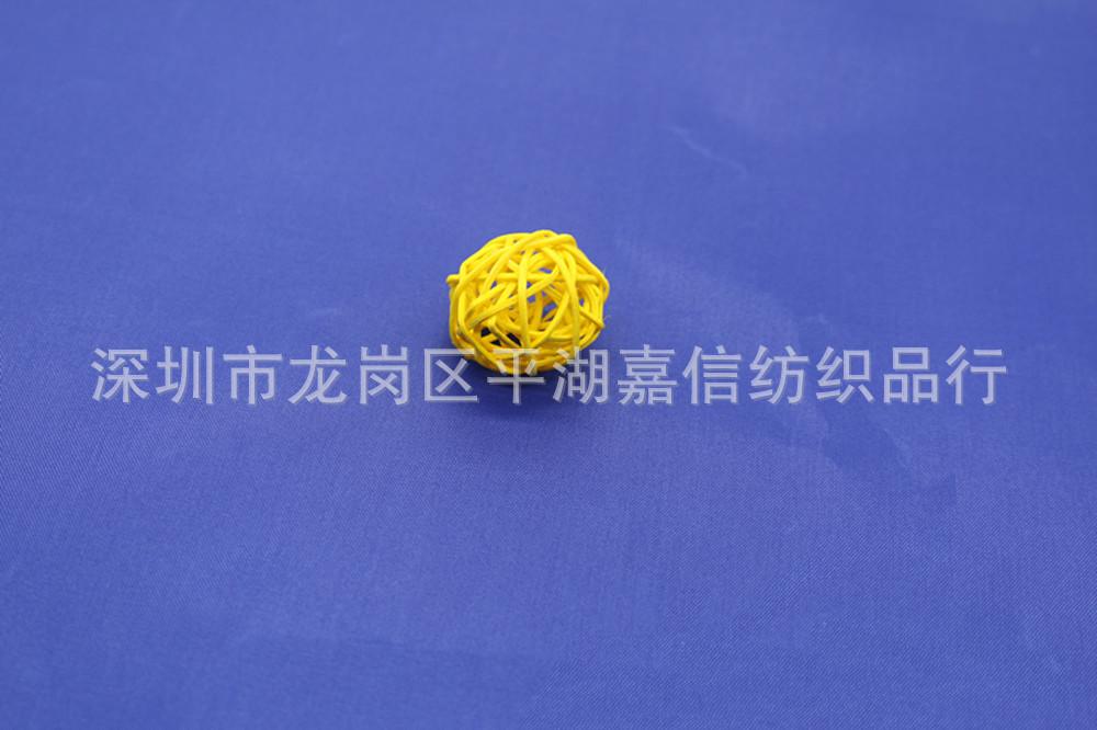 210D加密牛津布 箱包手袋里布 染色PU现货供应图片六
