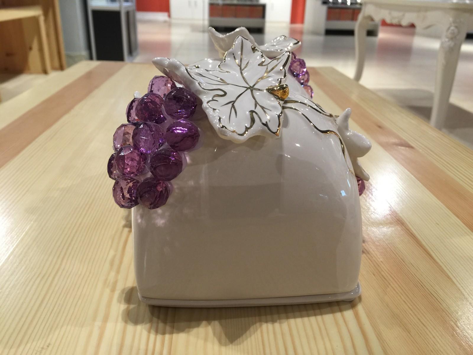 俄罗斯 纸巾盒 家具 装饰摆件图片三