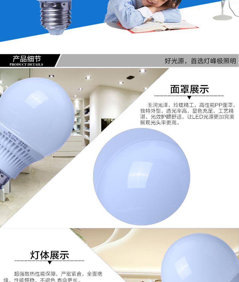胜翔照明 筒灯6寸+LED节能灯24W 特价组合图片十四