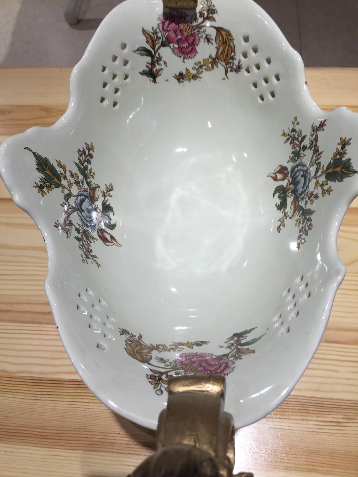 俄罗斯 陶瓷 工艺品 手工摆件 家居装饰图片五