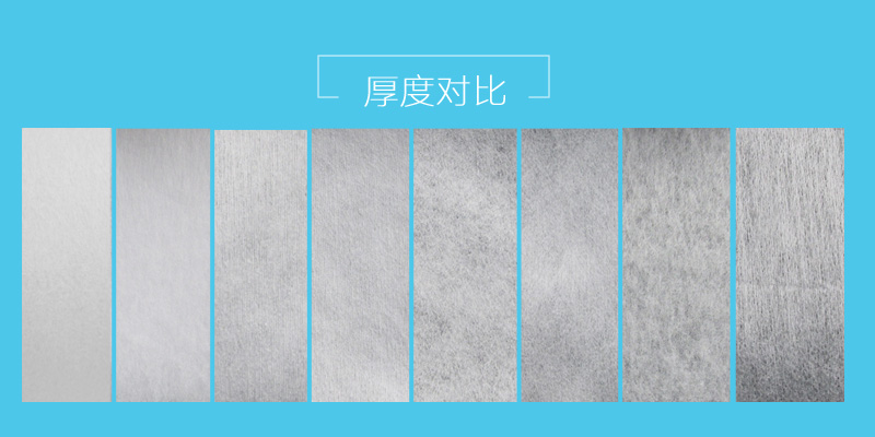 【团购】20g涤纶亲水无纺布1020S图片四