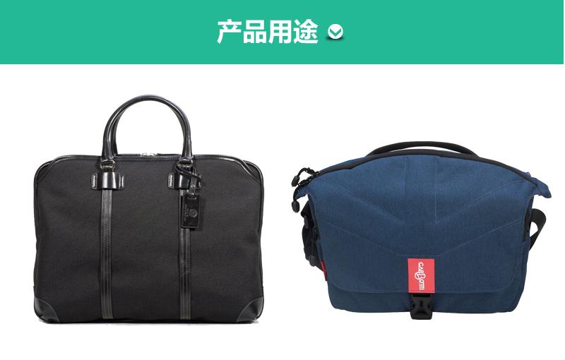 厂家直销 150DPU 春亚纺 箱包面料图片六