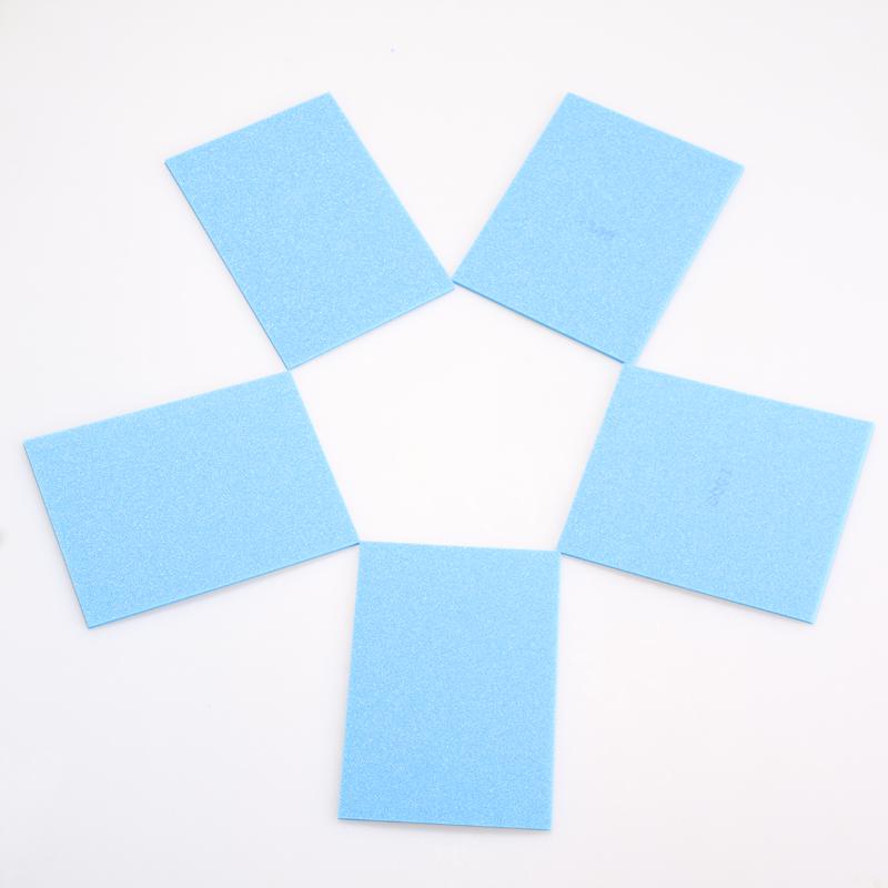 无印字进口海绵砂纸德国海绵砂纸图片三