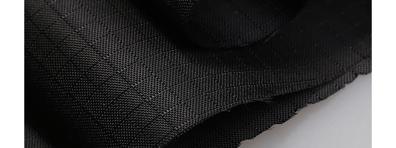 懒人床格子布面料 涤纶 三分格 创意空气沙发睡袋布图片六
