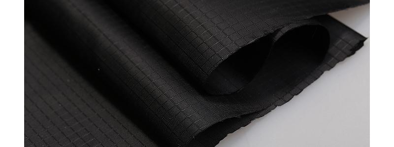 懒人床格子布面料 涤纶 三分格 创意空气沙发睡袋布图片十三