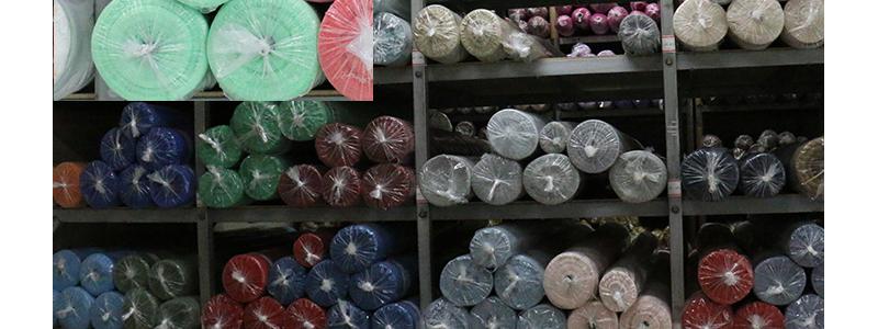 懒人床格子布面料 涤纶 三分格 创意空气沙发睡袋布图片十一