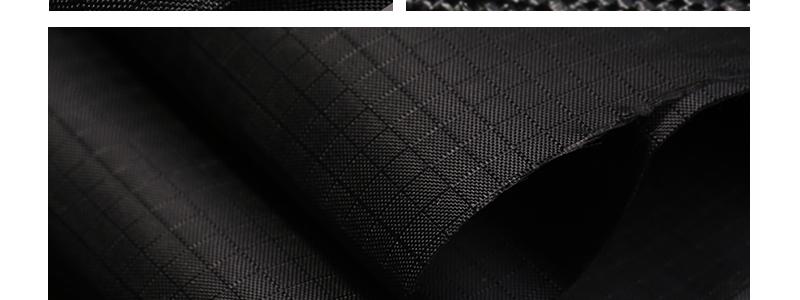 懒人床格子布面料 涤纶 三分格 创意空气沙发睡袋布图片十五