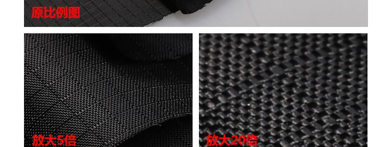 懒人床格子布面料 涤纶 三分格 创意空气沙发睡袋布图片十四