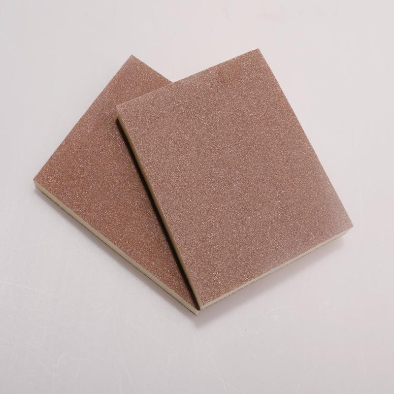 厂家直销 木工专用及油漆面海绵磨块图片一