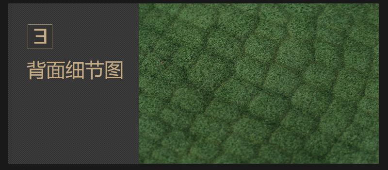 牛头层刀割纹 现货多色可订制图片五