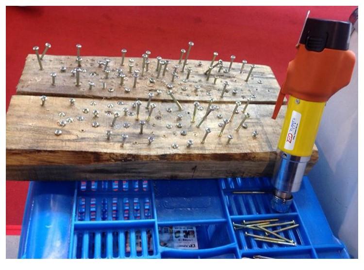 厂家直销佐尔顿充电式直式电批 锂电池直柄电动螺丝刀图片九