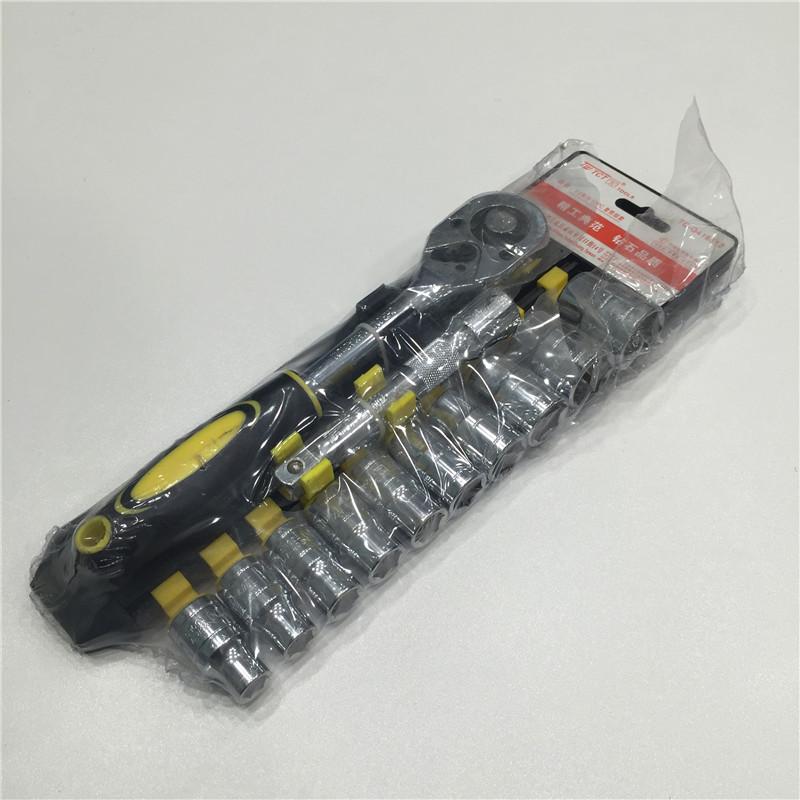 TCT1/2塑夹套筒组套工具12PCS图片一