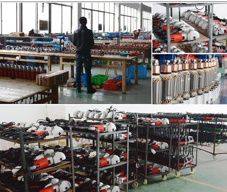 深圳厂家无死角开槽机一次成型大功率水电开槽 批发图片十六
