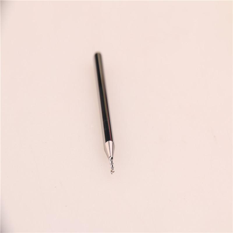台湾正品YHM铝用钨钢刀铣刀 2.0*3F*50L图片三