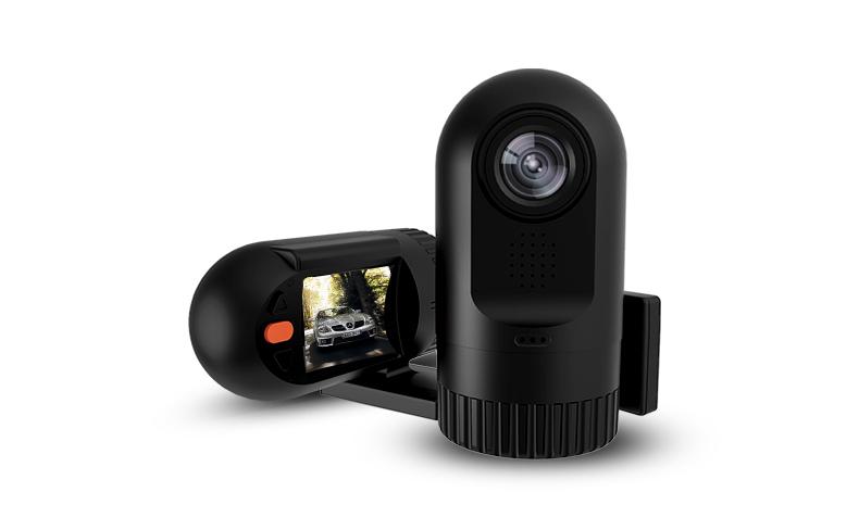 捷渡D169S汽车车载行车记录仪1080P高清夜视图片四