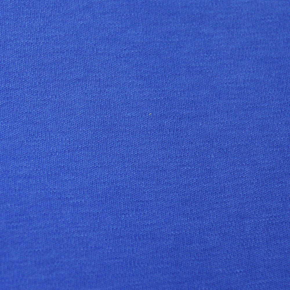 时尚运动型学生校服面料210克cvc双面布图片五