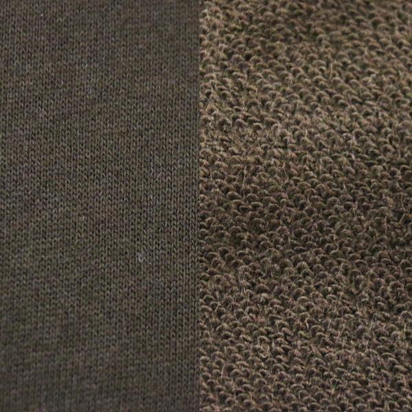 300g大卫衣针织面料 毛圈布图片一