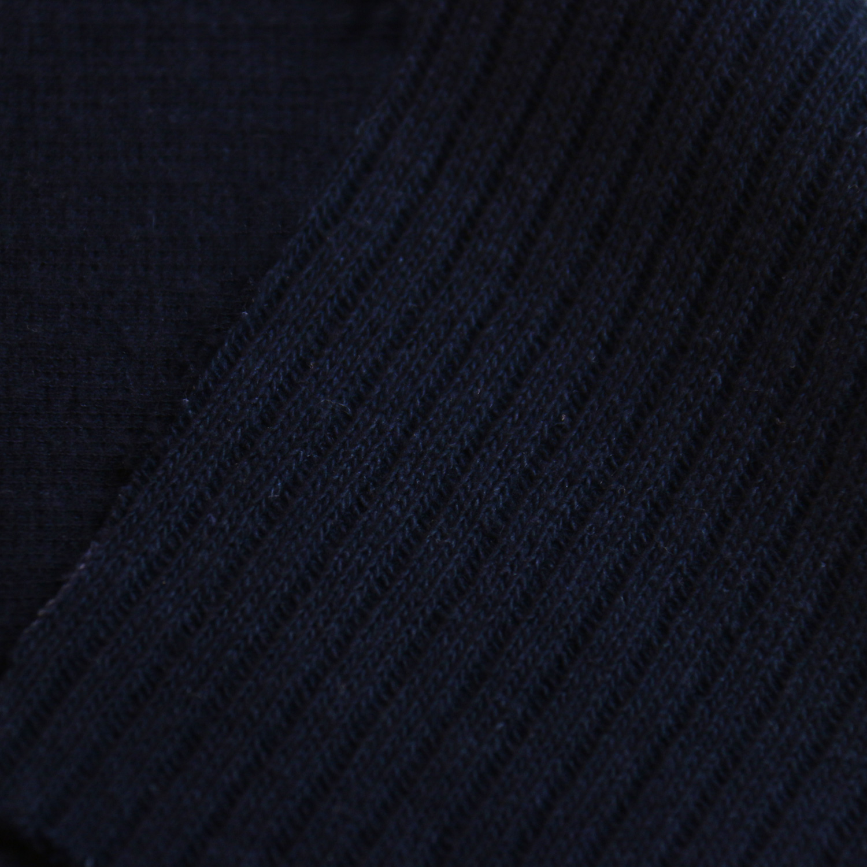 时尚运动面料360克法国罗纹、深宝蓝图片三