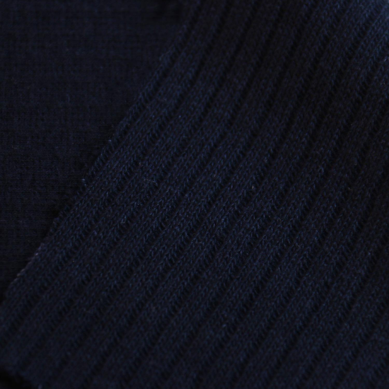 时尚运动面料360克法国罗纹、深宝蓝图片六