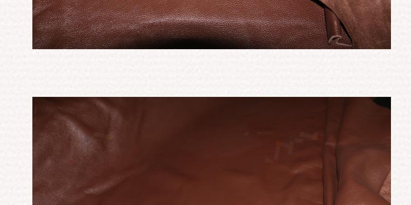 牛头层荔枝纹(中号)图片七