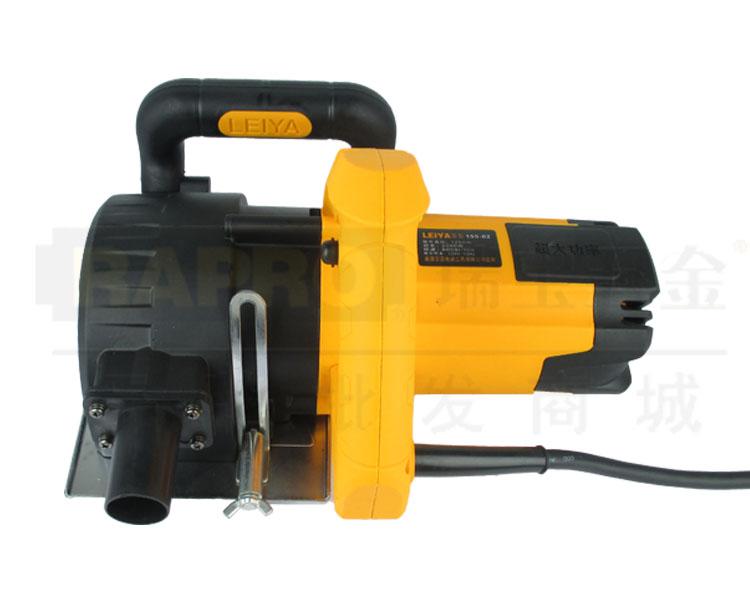 雷亚电动工具路面开槽机 5寸石材切割机155-02图片四