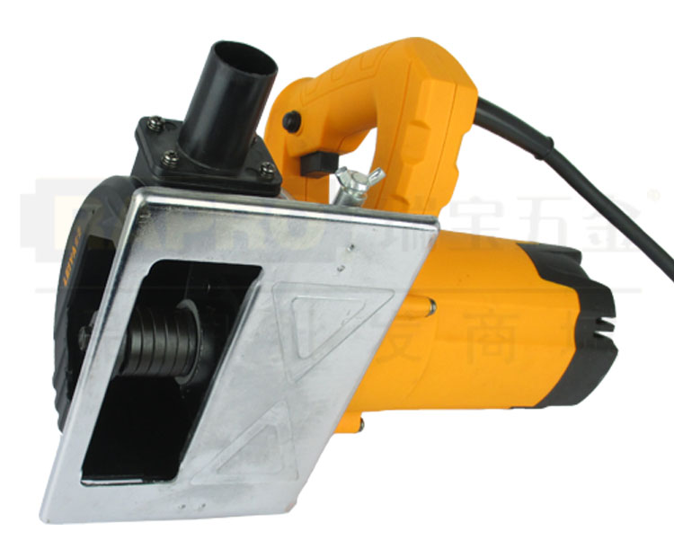 雷亚电动工具路面开槽机 5寸石材切割机155-02图片六