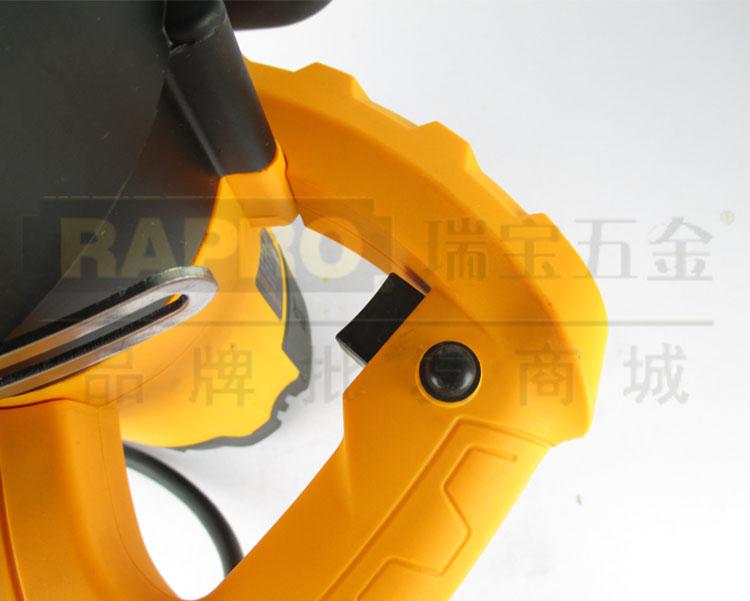 雷亚电动工具路面开槽机 5寸石材切割机155-02图片八