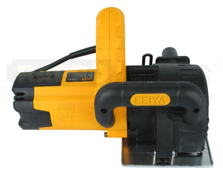 雷亚电动工具路面开槽机 5寸石材切割机155-02图片五